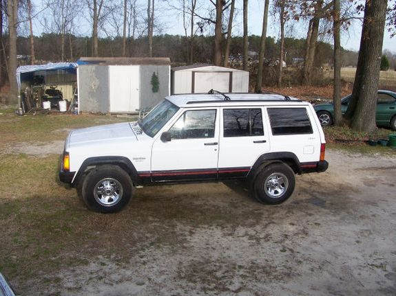 Another Alphonzo2k5 1993 Jeep Cherokee post... - 2951381