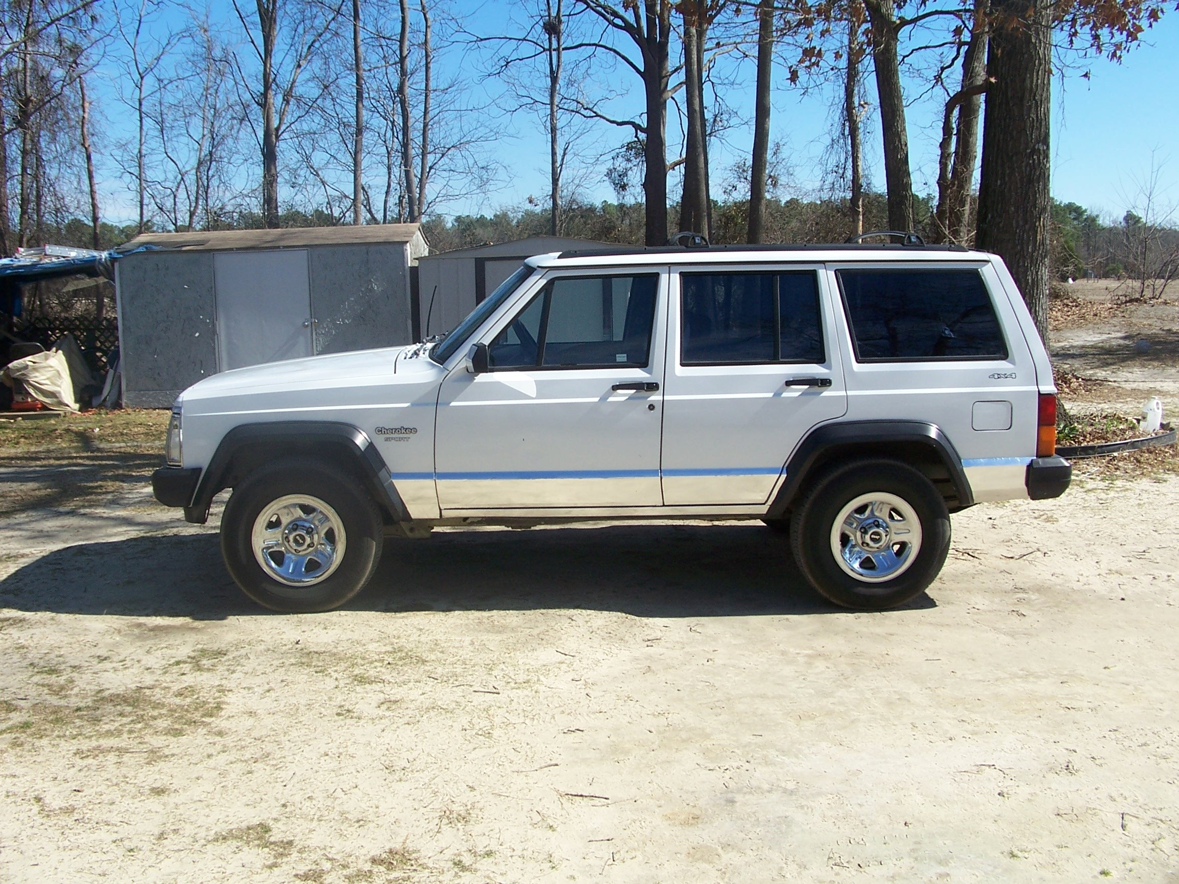 Another Alphonzo2k5 1993 Jeep Cherokee post... - 11442780
