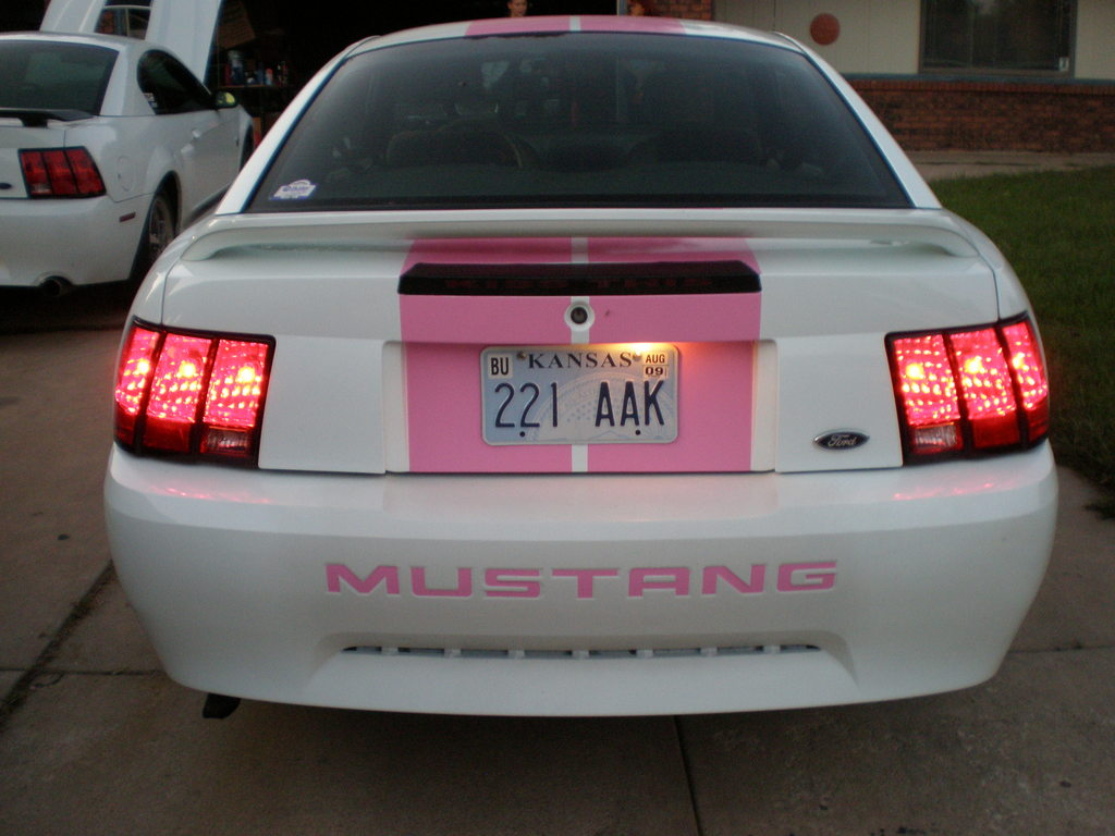 Another BarbiesStang 2000 Ford Mustang post... - 11450245