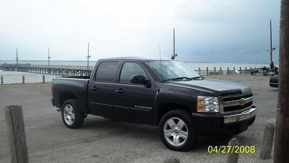 Another 08blkkrw 2008 Chevrolet Silverado 1500 Regular Cab post... - 11442857