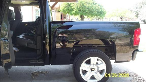 Another 08blkkrw 2008 Chevrolet Silverado 1500 Regular Cab post... - 11442859