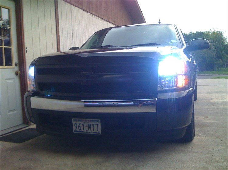 Another 08blkkrw 2008 Chevrolet Silverado 1500 Regular Cab post... - 11442878
