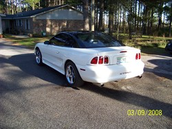 ChopsStangs 1998 Ford Mustang