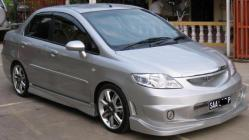 EzamTECH 2007 Honda City