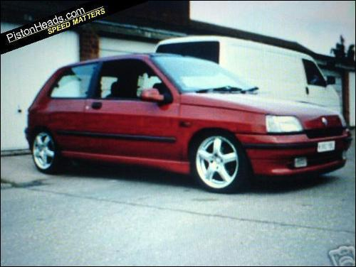 M Stolton69 1992 Renault Clio Specs Photos Modification