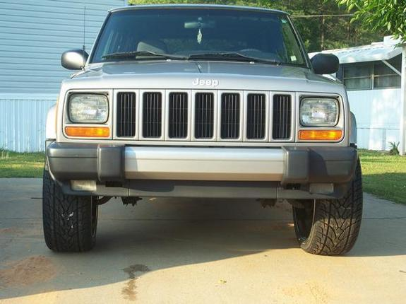 Another BAD AZZ Z71 2000 Jeep Cherokee post... - 11444699