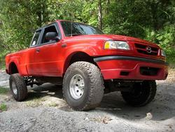 Trucksgetdirty 2001 Mazda B-Series Cab Plus
