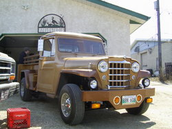 hillbillywatsons 1951 Willys Pickup