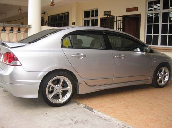 jgg9776's 2008 Honda Civic