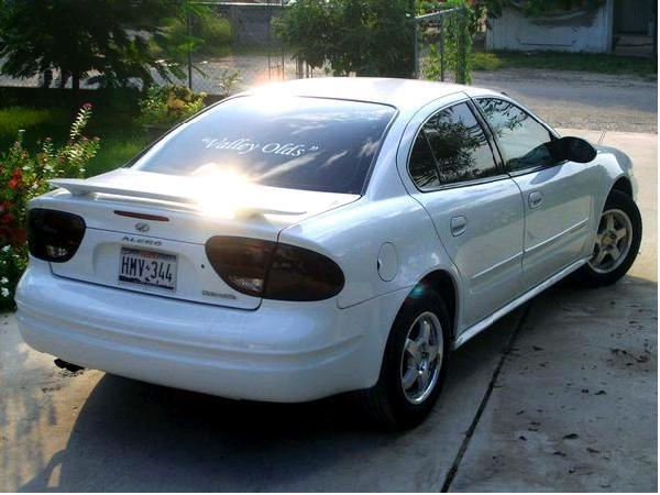 Another nothingbutolds 2004 Oldsmobile Alero post... - 11454155
