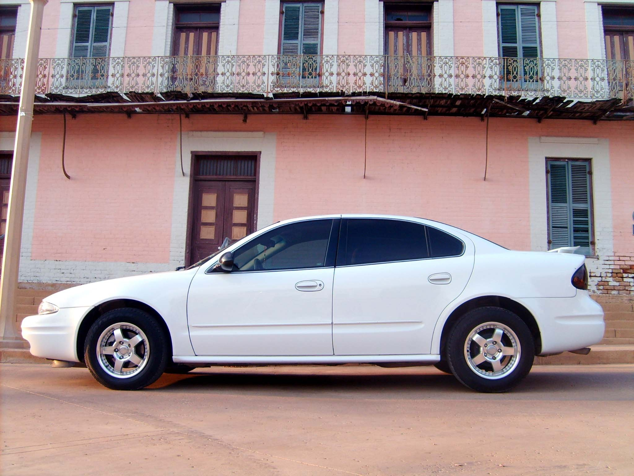 Another nothingbutolds 2004 Oldsmobile Alero post... - 11454159