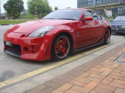 zippy75 2004 Nissan 350Z