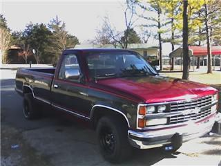 Chevygirl101 1988 Chevrolet C/K Pick-Up