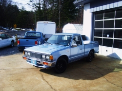 maverick9719s 1985 Nissan Regular Cab