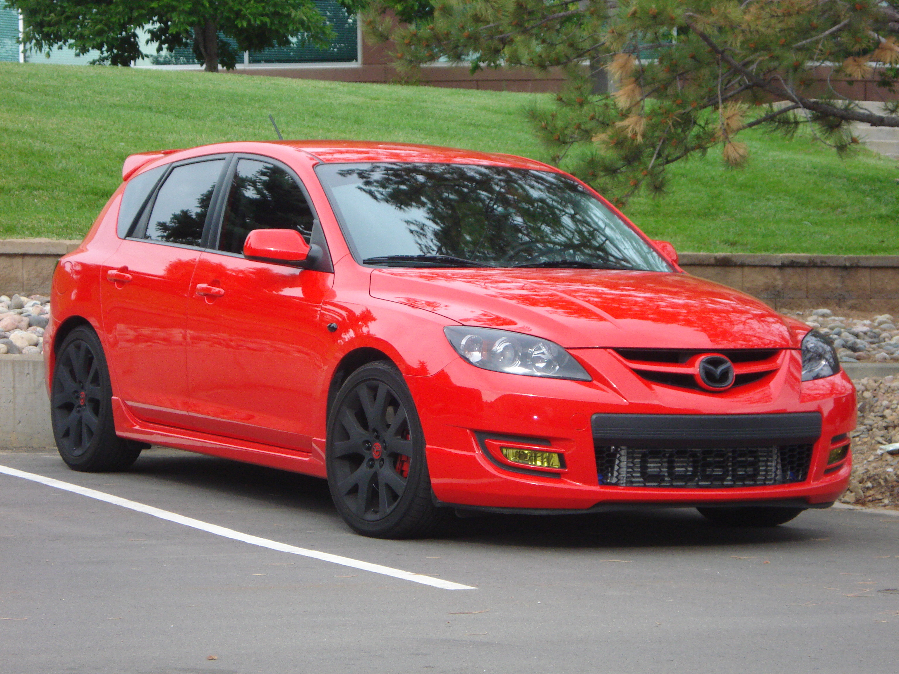Movovr 2007 Mazda Mazda3 Specs Photos Modification Info