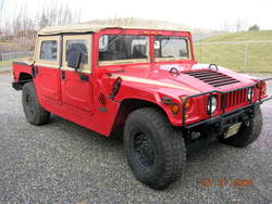 Hammer_Downs 1993 Hummer H1