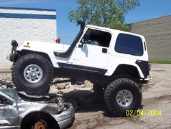Jeepzilla69s 1995 Jeep YJ