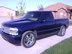 Sick02silverados 2002 Chevrolet Silverado 1500 Regular Cab