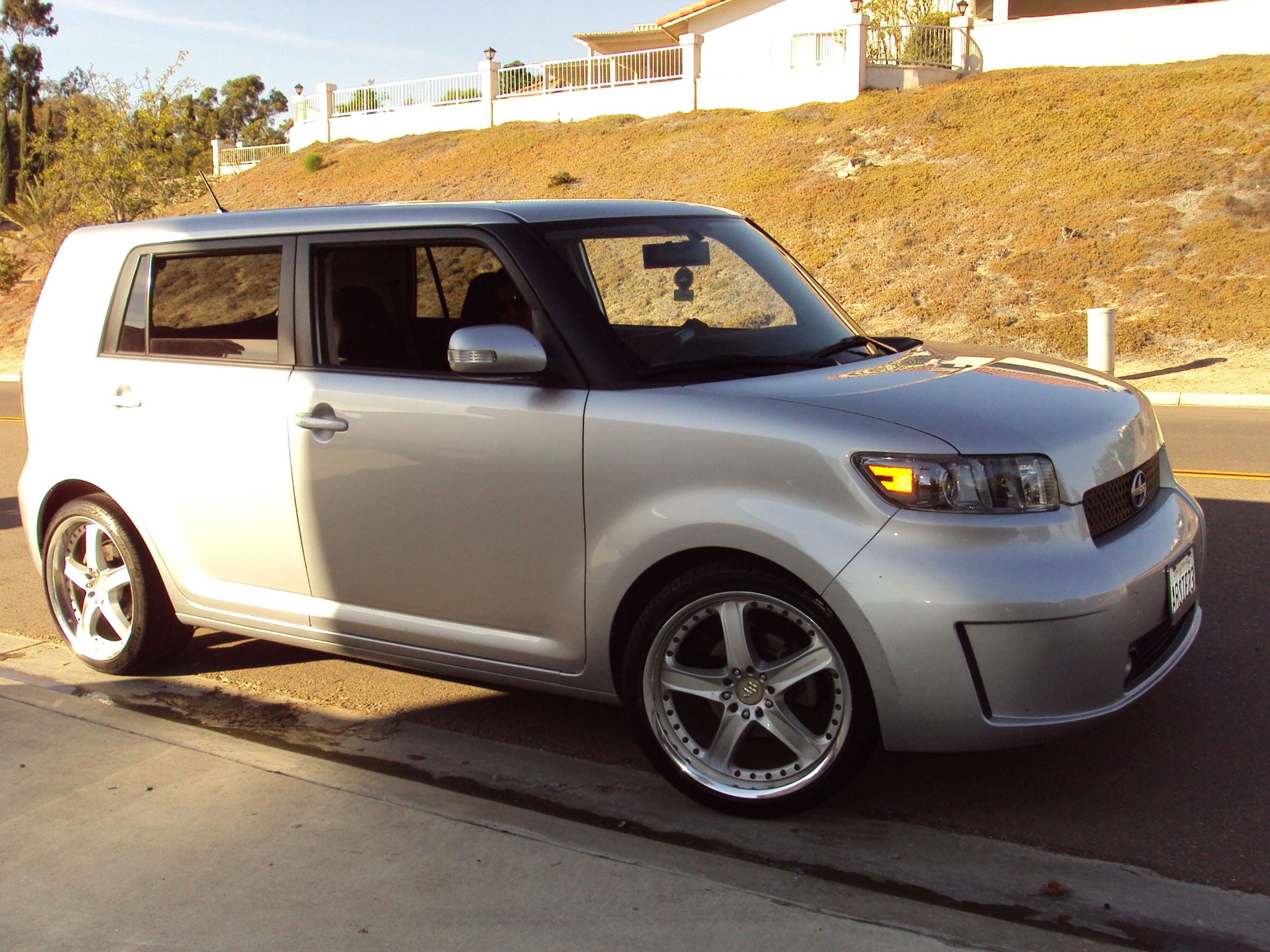 rod j 2008 scion xb specs photos modification info at cardomain. Black Bedroom Furniture Sets. Home Design Ideas