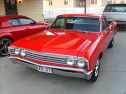 Codisss 1967 Chevrolet El Camino