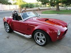 sincityvogels 1965 Shelby Cobra
