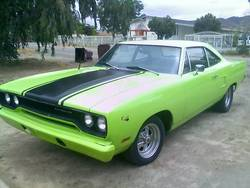 70-roadrunners 1970 Plymouth Roadrunner