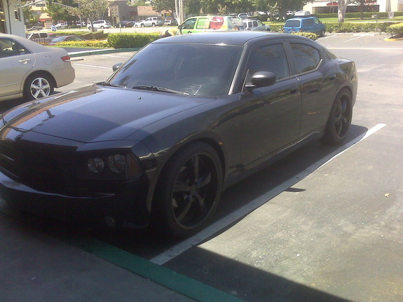 Themurderer 2007 Dodge Charger Specs Photos Modification