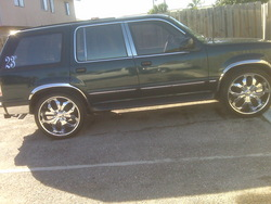 exON23zs 1994 Ford Explorer