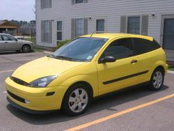 Leichtspeeds 2002 Ford Focus