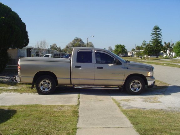 SRT-8_Thunder's 2003 Dodge Ram 1500 Quad Cab