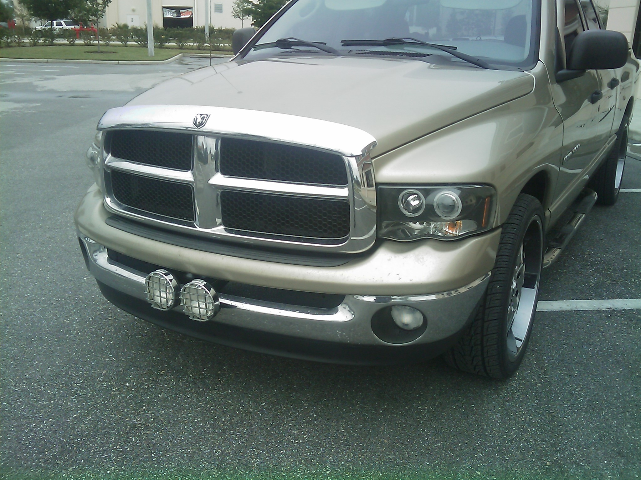 SRT-8_Thunder 2003 Dodge Ram 1500 Quad Cab 11461580