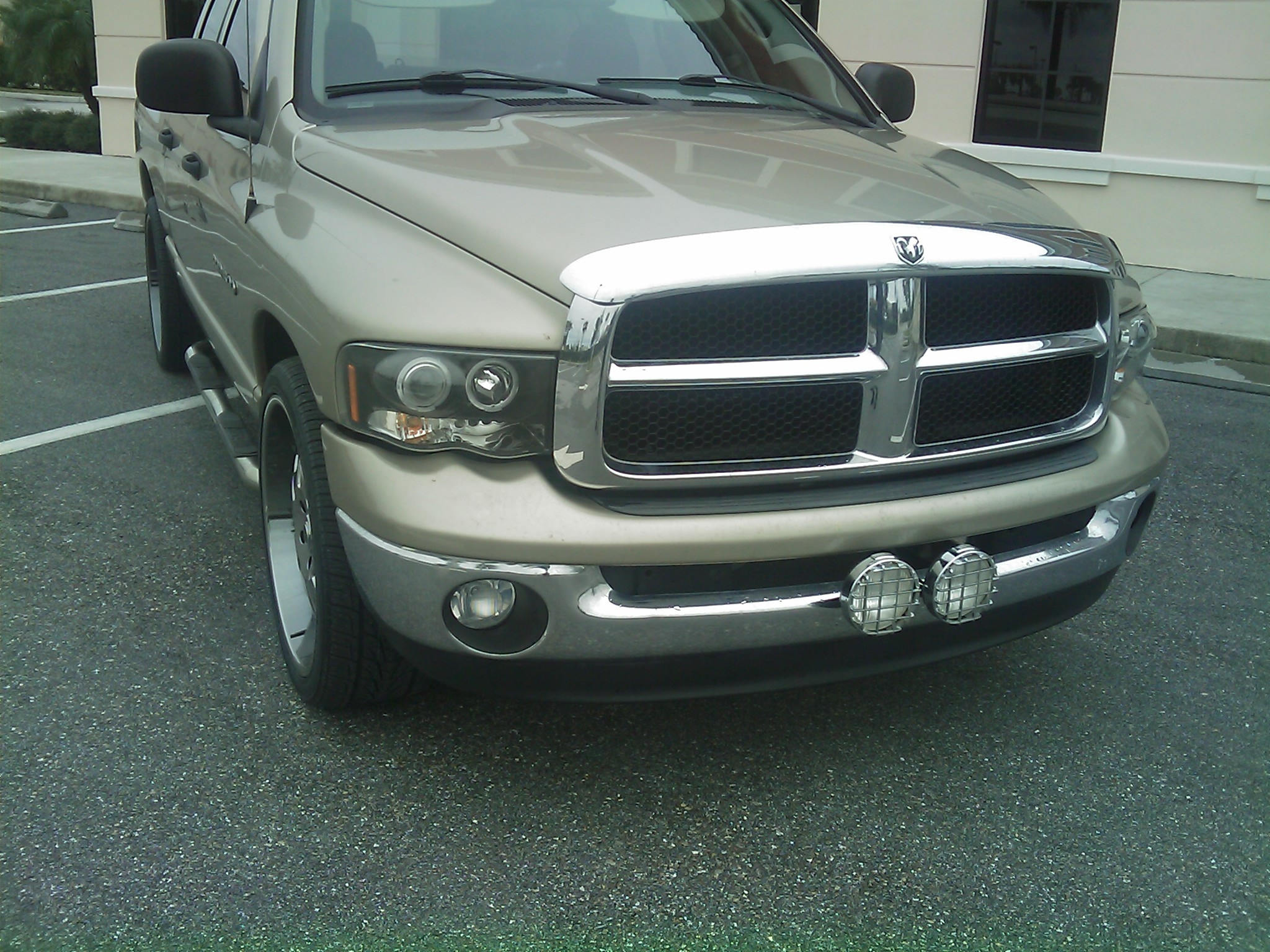 SRT-8_Thunder 2003 Dodge Ram 1500 Quad Cab 11461581