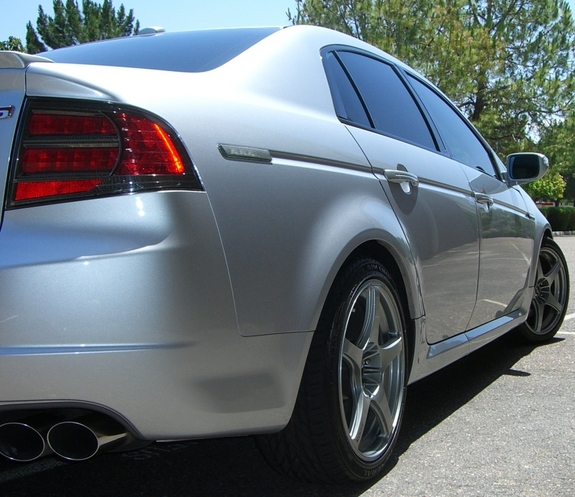 Flydog 2007 Acura TL Specs, Photos, Modification Info At