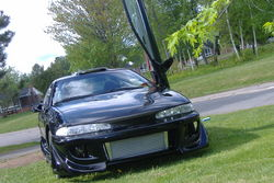 Talipse92s 1992 Mitsubishi Eclipse