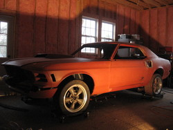 jdeezy32s 1970 Ford Mustang