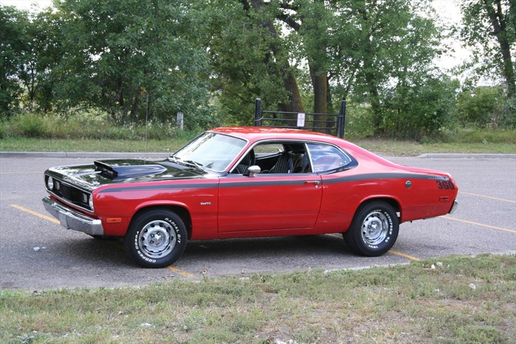 HardRockR 1972 Plymouth Duster