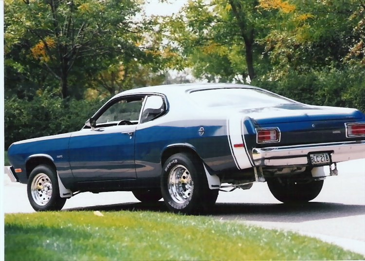 Another HardRockR 1972 Plymouth Duster post... - 11463620