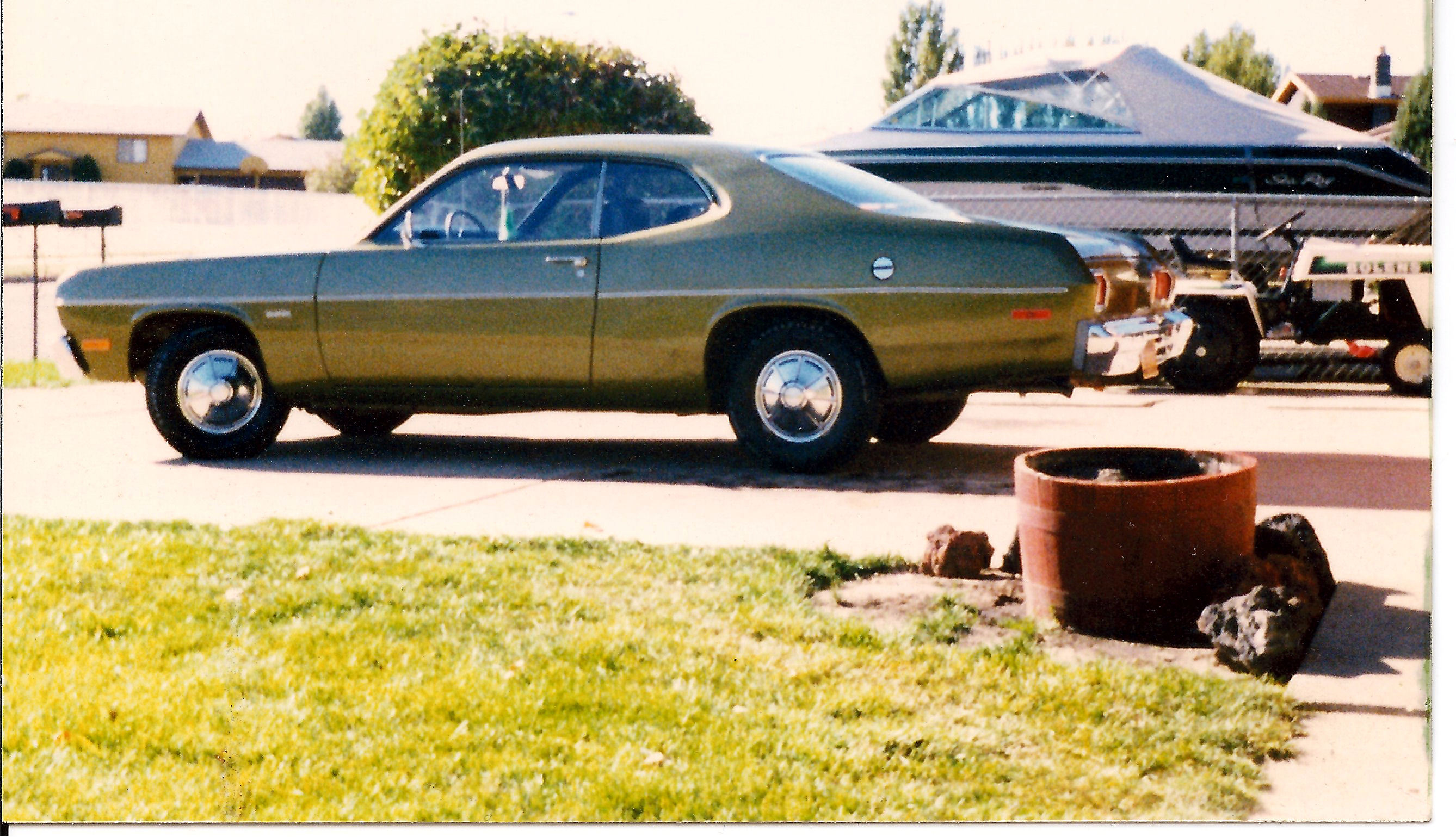 Another HardRockR 1972 Plymouth Duster post... - 11463664