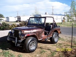 kgmnmans 1978 Jeep CJ5