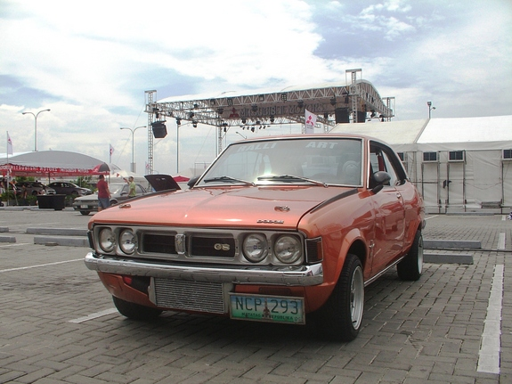 Another nario 1973 Mitsubishi Colt post... - 11464651