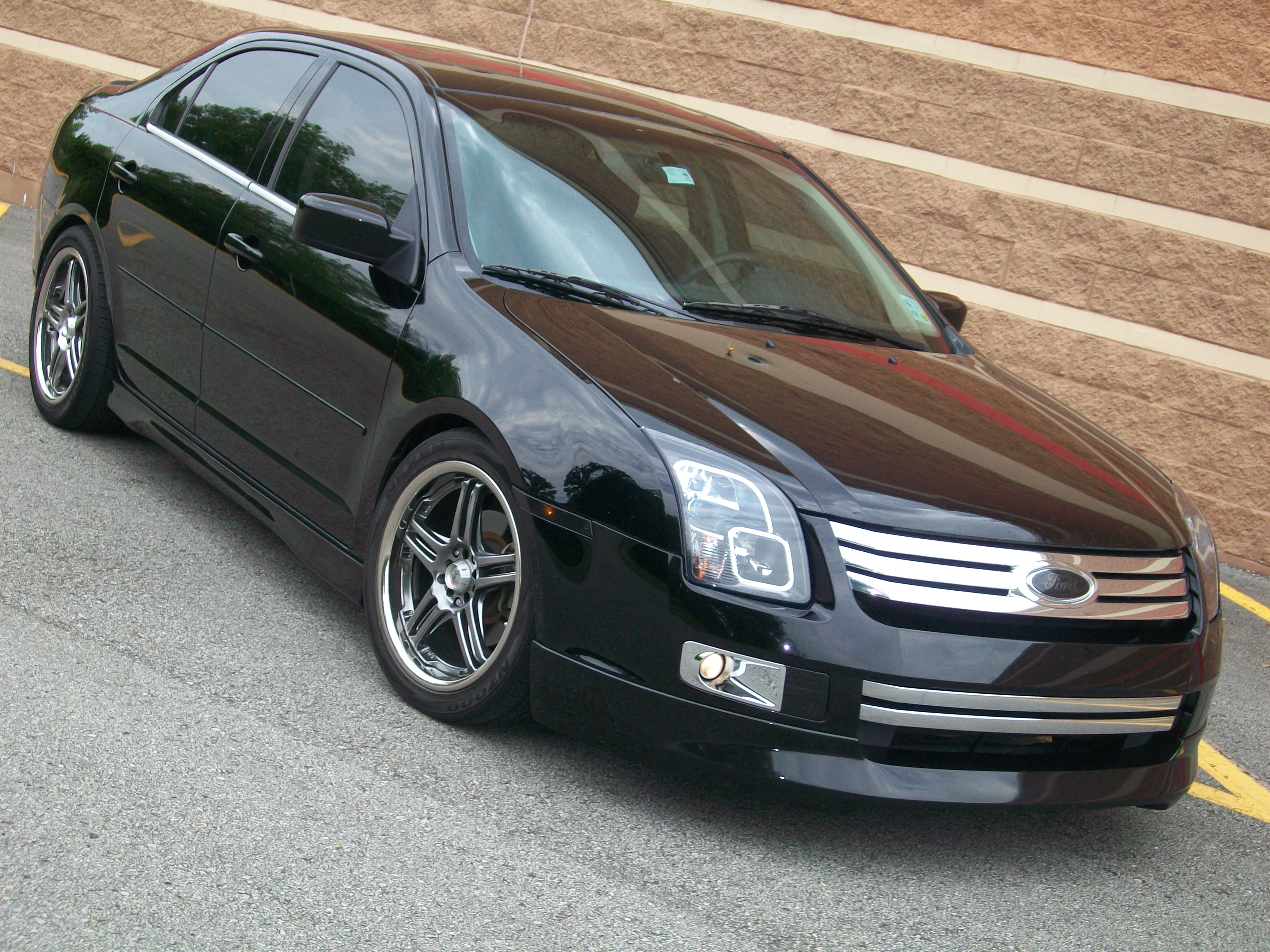 2006 ford fusion modifications. Black Bedroom Furniture Sets. Home Design Ideas