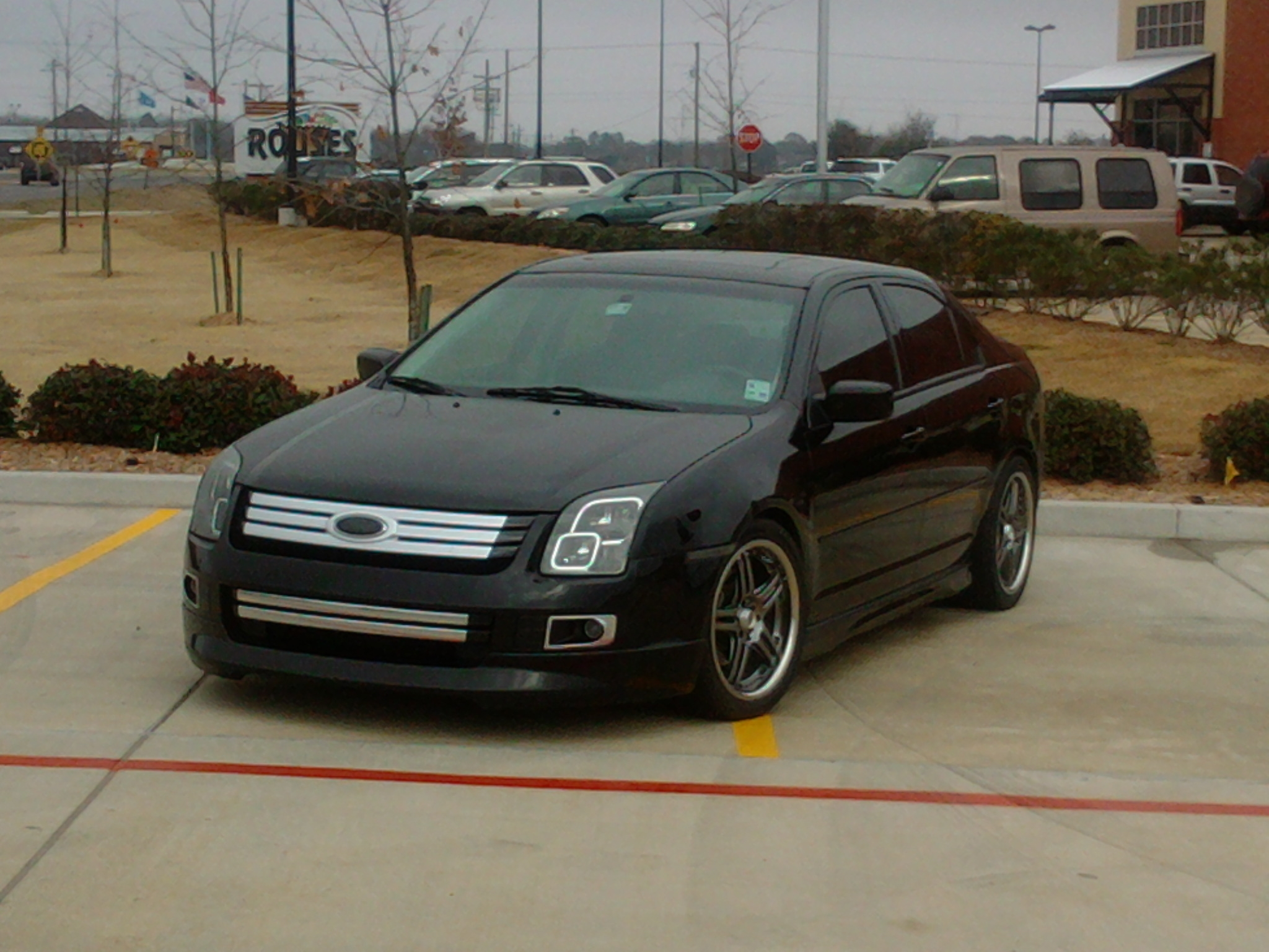 leichtspeed 39 s 2006 ford fusion se page 3 in dallas tx. Black Bedroom Furniture Sets. Home Design Ideas