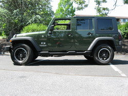 noimports 2008 Jeep Wrangler