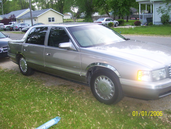 Another CaddyBrown85 1997 Cadillac DeVille post... - 11469256