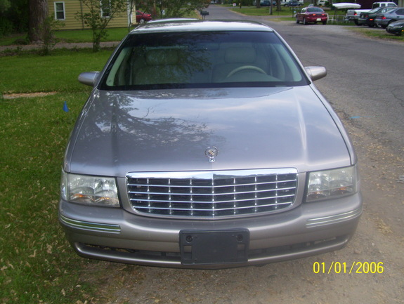 Another CaddyBrown85 1997 Cadillac DeVille post... - 11469257