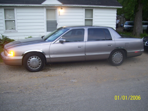 Another CaddyBrown85 1997 Cadillac DeVille post... - 11469258