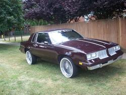 ogrider-jrocks 1985 Oldsmobile Cutlass Supreme