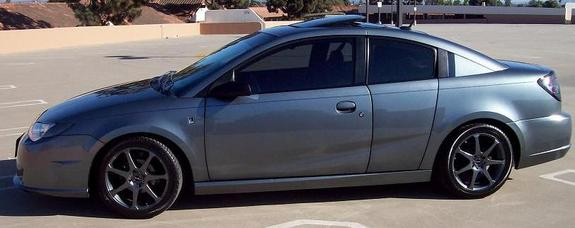 grayIONdude's 2007 Saturn Ion