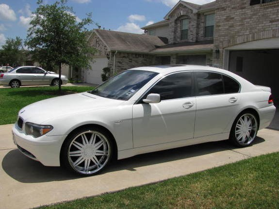 StormTroopers BMW Series Specs Photos Modification Info - 2002 bmw 750