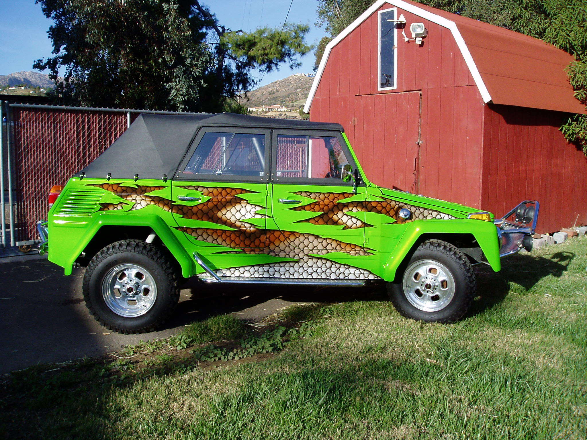 Another Wuppies 1973 Volkswagen Thing post... - 11471625